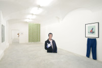 Grand Opening, 2013, Installation View, Frutta